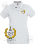 Hayling Island  Polo (ladies fit)